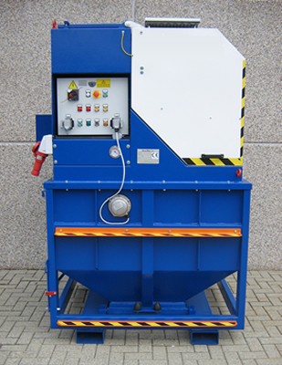 Portable Industrial Vacuum Units Vacuums Services Mobile Lorry Loader Unit