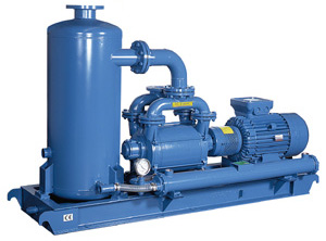 RVS Liquid Ring Vacuum Pumps